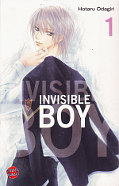 Frontcover Invisible Boy 1