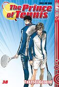 Frontcover The Prince of Tennis 38