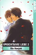 Frontcover Unsichtbare Liebe 2
