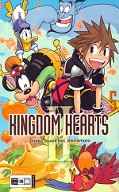 Frontcover Kingdom Hearts II 5