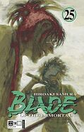 Frontcover Blade of the Immortal 25