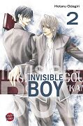 Frontcover Invisible Boy 2