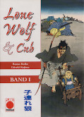 Frontcover Lone Wolf & Cub 1