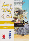 Frontcover Lone Wolf & Cub 2