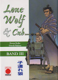 Frontcover Lone Wolf & Cub 3