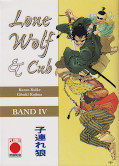 Frontcover Lone Wolf & Cub 4