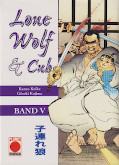 Frontcover Lone Wolf & Cub 5