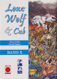 Frontcover Lone Wolf & Cub 10