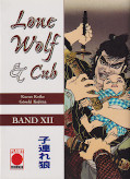 Frontcover Lone Wolf & Cub 12