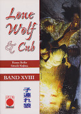 Frontcover Lone Wolf & Cub 18