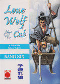 Frontcover Lone Wolf & Cub 19