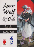 Frontcover Lone Wolf & Cub 21