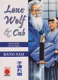Frontcover Lone Wolf & Cub 22