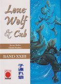 Frontcover Lone Wolf & Cub 23