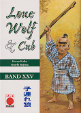 Frontcover Lone Wolf & Cub 25