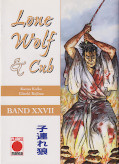 Frontcover Lone Wolf & Cub 27