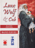 Frontcover Lone Wolf & Cub 28