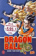 Frontcover Dragon Ball 20