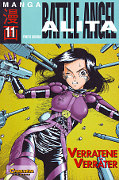 Frontcover Battle Angel Alita 11