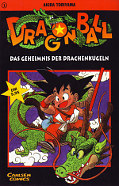 Frontcover Dragon Ball 1
