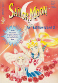 Frontcover Sailor Moon Art Edition 2