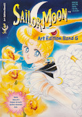 Frontcover Sailor Moon Art Edition 5