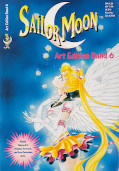 Frontcover Sailor Moon Art Edition 6
