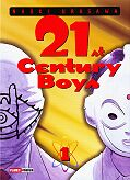 Frontcover 21th Century Boys 1