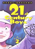 Frontcover 21th Century Boys 2