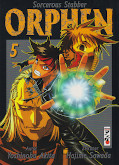 Frontcover Orphen 5