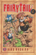 Frontcover Fairy Tail 1
