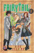 Frontcover Fairy Tail 3