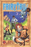 Frontcover Fairy Tail 4