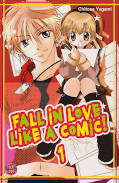Frontcover Fall in Love like a Comic 1