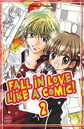 Frontcover Fall in Love like a Comic 2