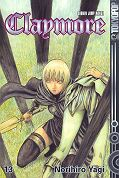 Frontcover Claymore 13
