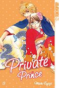 Frontcover Private Prince 3