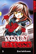 Frontcover Scary Lessons 3