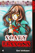 Frontcover Scary Lessons 4