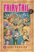 Frontcover Fairy Tail 5