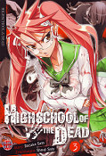 Frontcover Highschool of the Dead 3