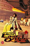 Frontcover Battle Angel Alita: Last Order 14