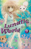 Frontcover Lunatic World 2