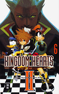 Frontcover Kingdom Hearts II 6