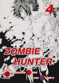 Frontcover Zombie Hunter 4