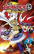Frontcover Beyblade: Metal Fusion 2