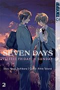 Frontcover Seven Days 2