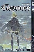 Frontcover Claymore 15