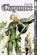 Frontcover Claymore 16