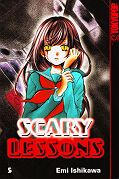 Frontcover Scary Lessons 5
